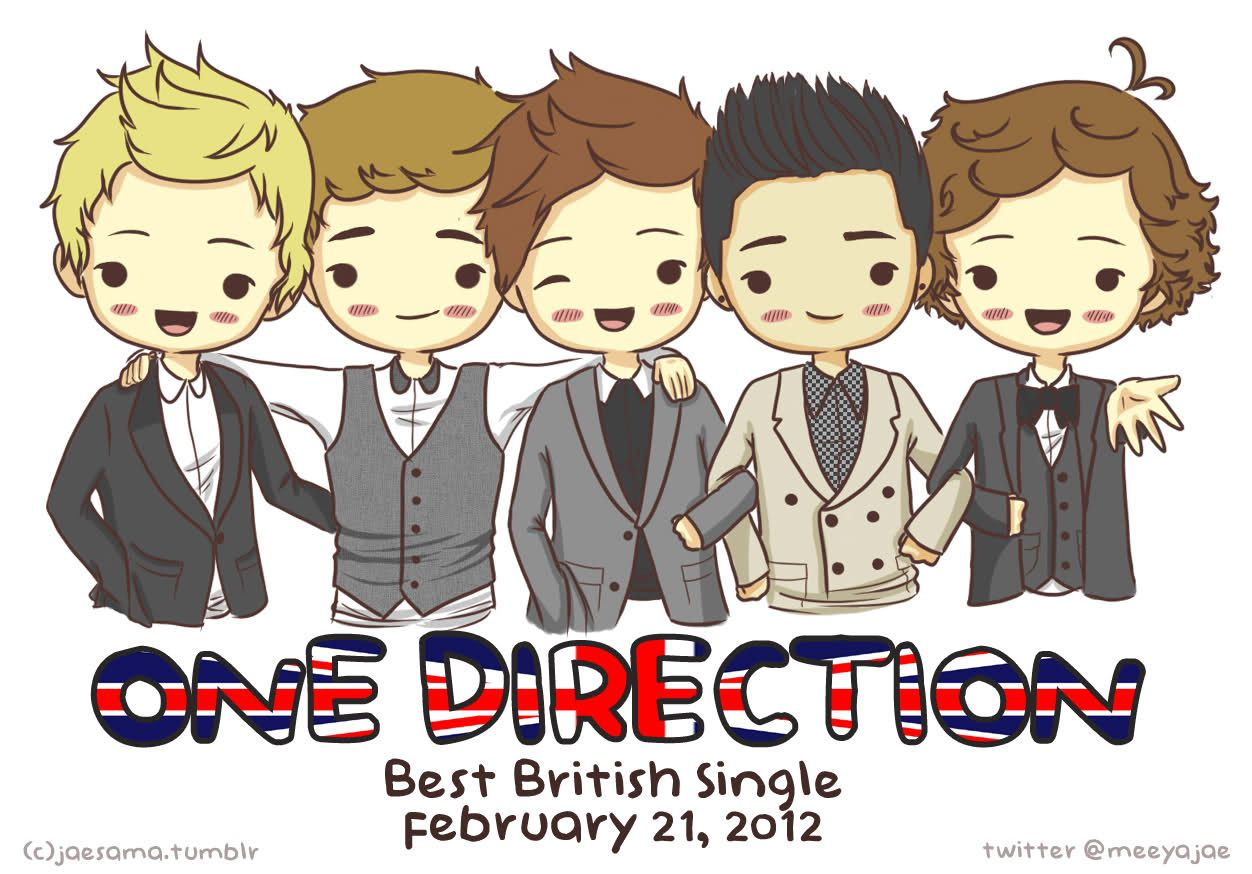 One direction cartoon drawing at getdrawings free for personal 1252x874 mini 1d by jaesamatumblr one direction pinterest altavistaventures Choice Image