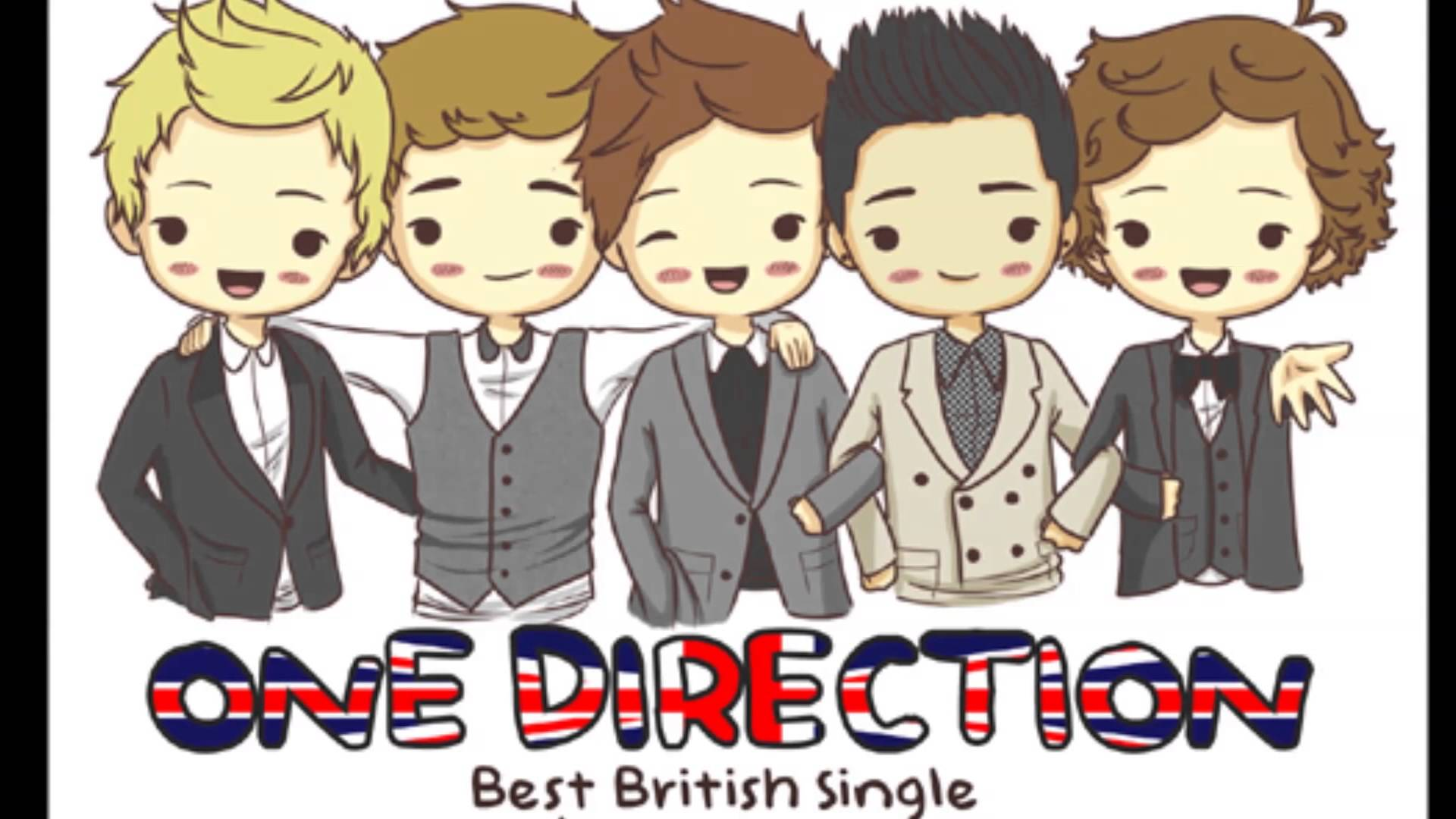 cartoon one direction coloring pages - photo#36