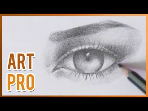480x360 Drawing An Eye With Only One Pencil