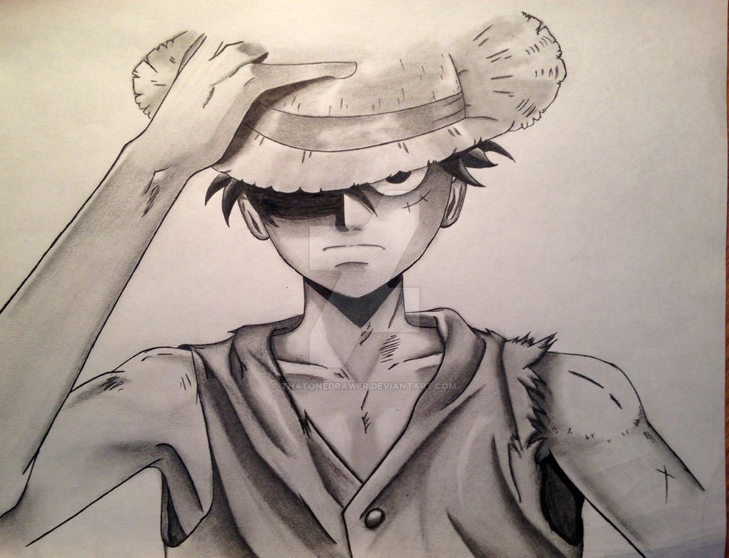 One Piece Drawing At Getdrawings Com Free For Personal Use