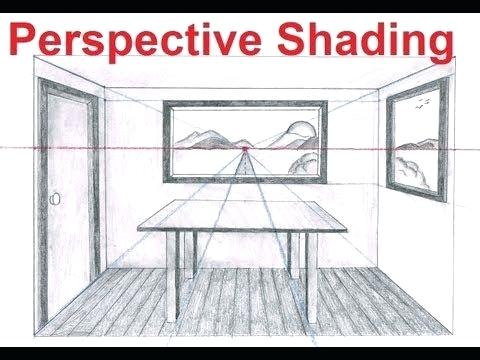 480x360 Picture Of A Room Using Perspective One Point Perspective Room