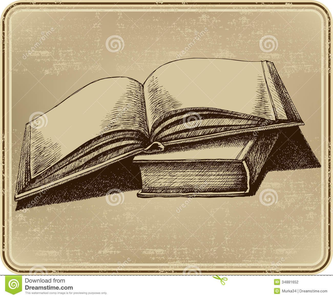 Open Book Drawing at GetDrawings com | Free for personal use