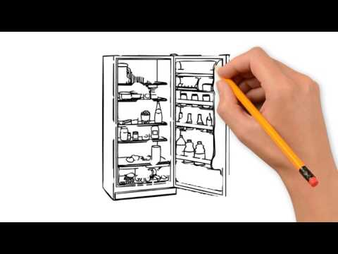 480x360 Fridge Things To Draw In Pencil Step By Step