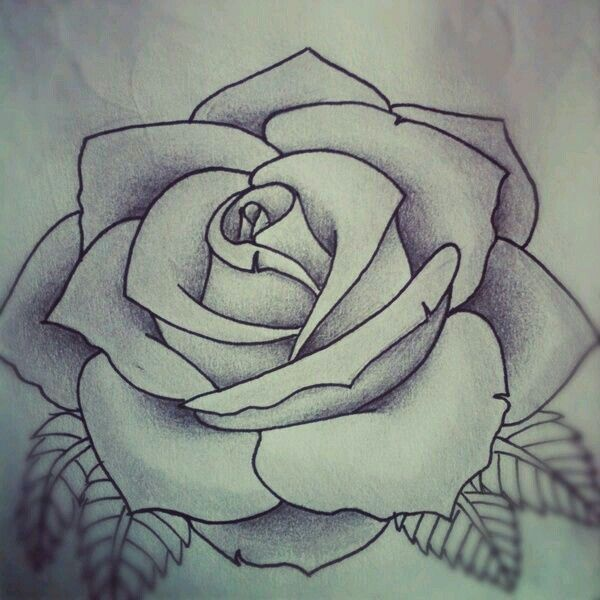 600x600 Perfect Rose Tattoo Inkspiration Rose Tattoos