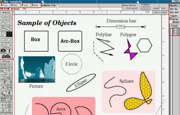 601x385 16 Open Source Vector Graphics Editor