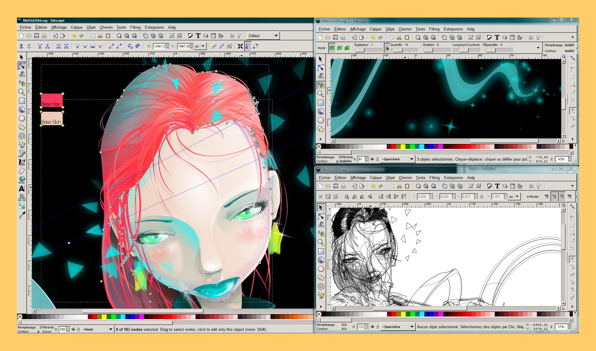 2036x1200 5 Free Adobe Illustrator Cc Alternatives And Vector Graphics Editors