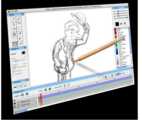 468x397 Pencil