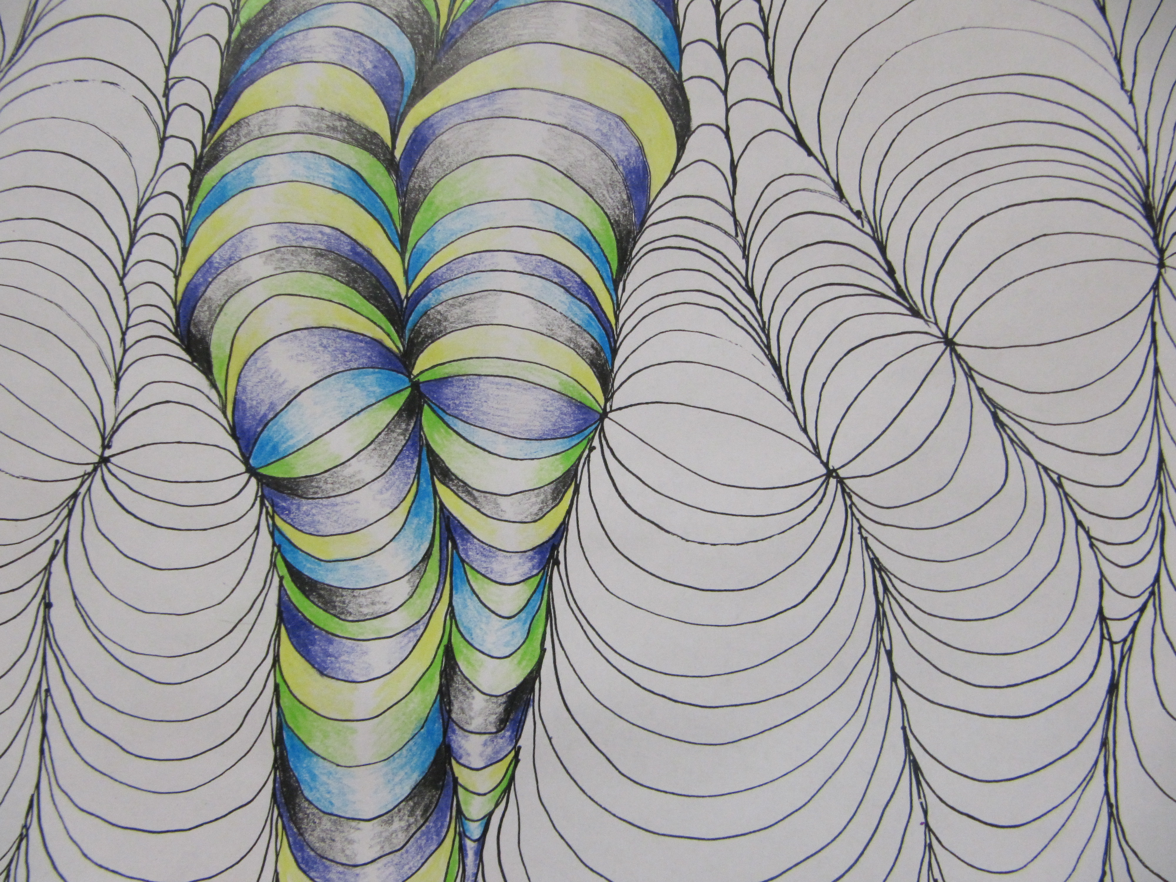 4000x3000 Optical Illusions With Mr. E Gmg Art