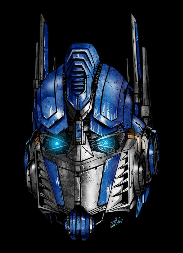 586x809 Movie Optimus Prime
