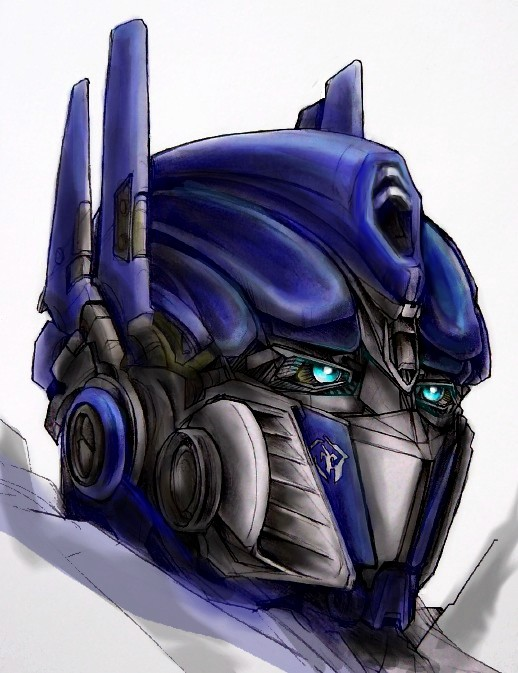 518x673 Optimus Prime By Swiper Da