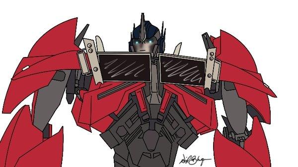 Optimus Prime Face Drawing At GetDrawings.com