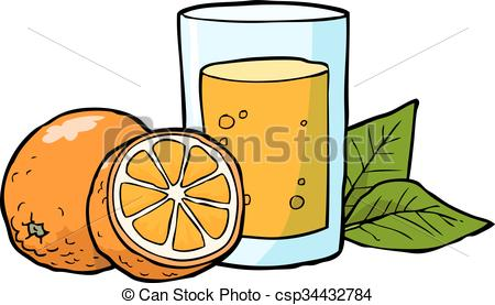 450x277 Fresh Orange Juice Illustrations And Clip Art. 15,296 Fresh Orange