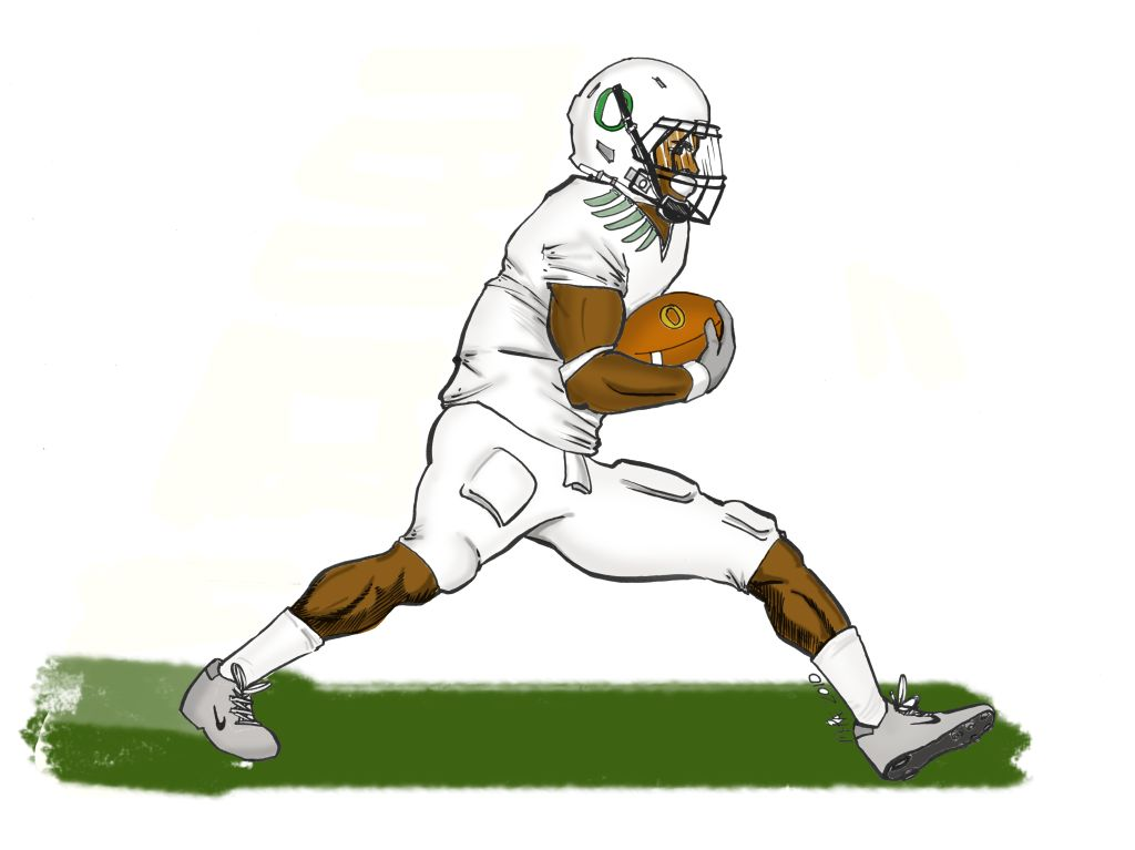 1024x767 Paul's Blog Lamichael James, Player Of The Week, October 30, 2010