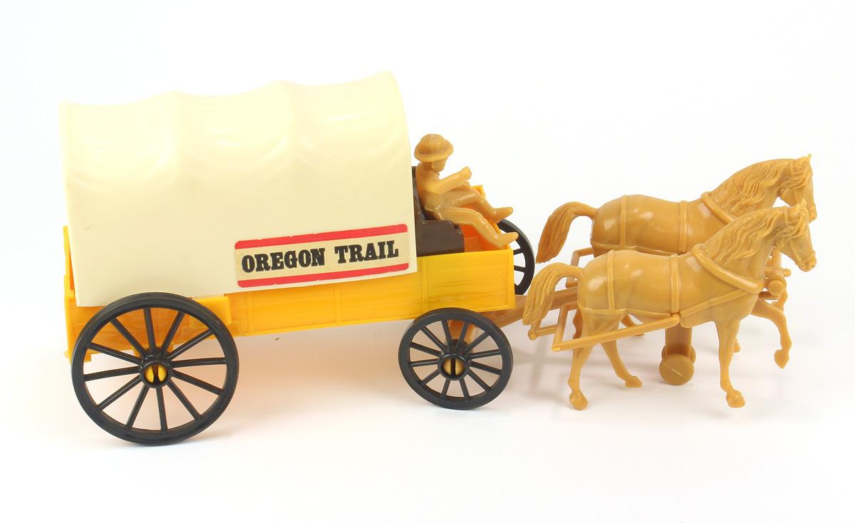 1200x734 Oregon Trail Horse Drawn Wagon