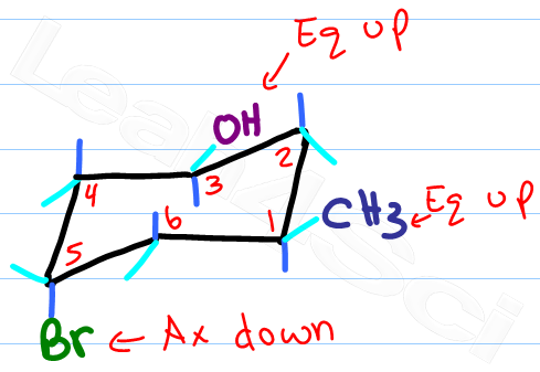 Organic chemistry drawing at getdrawings free for personal use 489x337 drawing chair conformations and ring flips for cyclohexane in ccuart Choice Image