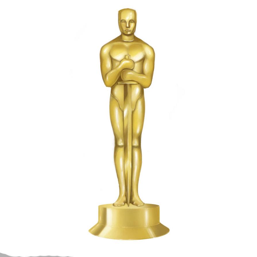 894x894 Oscar Clipart Oscar Trophy