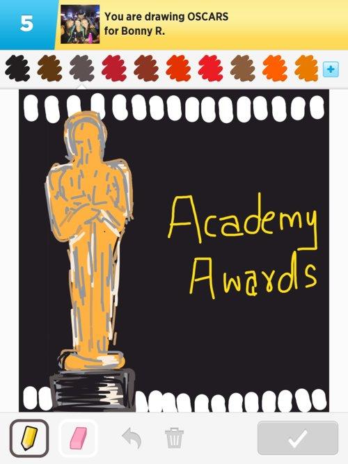 500x667 Oscar Drawings