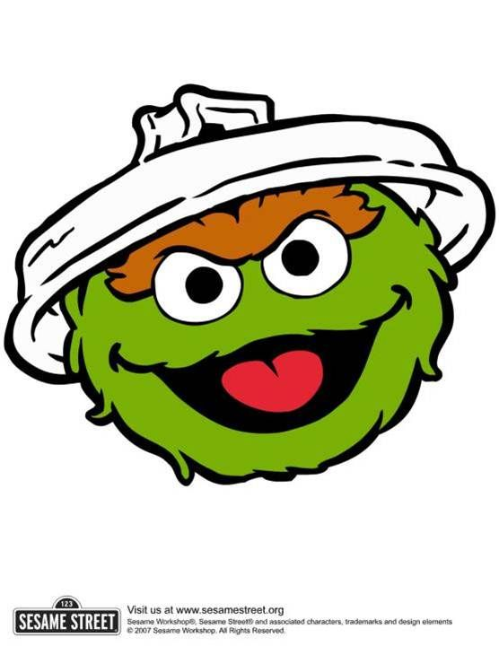 556x720 Image Result For Oscar The Grouch Face Drawings How To Draw
