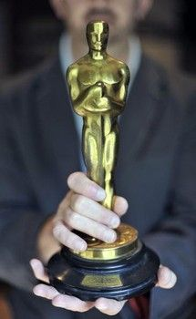 215x350 Academy Award For Best Picture Oscars Trophy In The 83nd