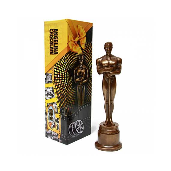 570x570 Chocolate Oscar Trophy Cinema Birthday Oscar Statue Cinema