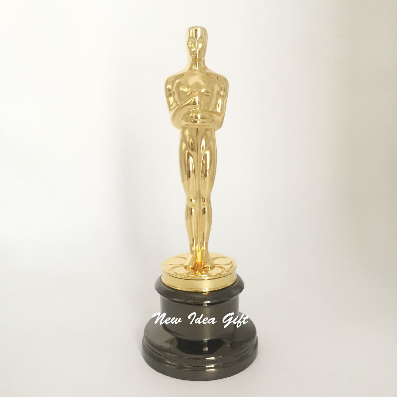800x800 Free Dhl Shipping Real Oscar Metal Trophy Awards Oscar Statues