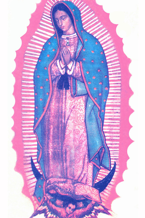 490x735 Our Lady Of Guadalupe, Mother Of America