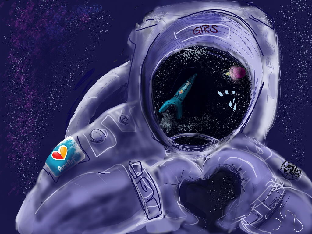 1024x768 Top 10 Winning Drawings For Outer Space Competition