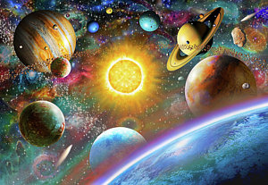 300x207 Outer Space Drawings Fine Art America