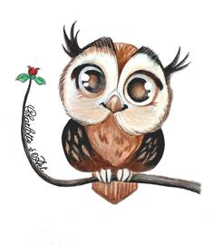 Owl Cute Drawing At Getdrawings Com Free For Personal Use