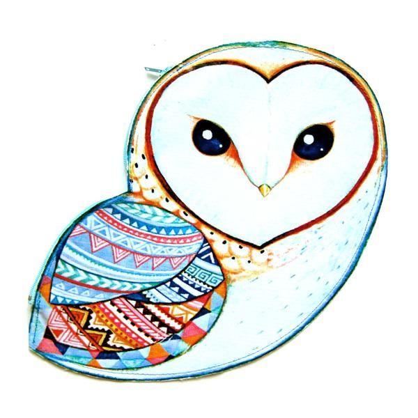 600x600 Cute Owl Drawing