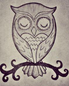 236x294 owl design