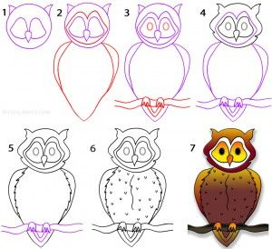 300x274 1361 Best Drawing Tutorials Images On How To Draw