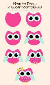 173x292 Circle Owl Diy
