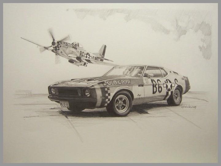 720x543 Pencil Drawings