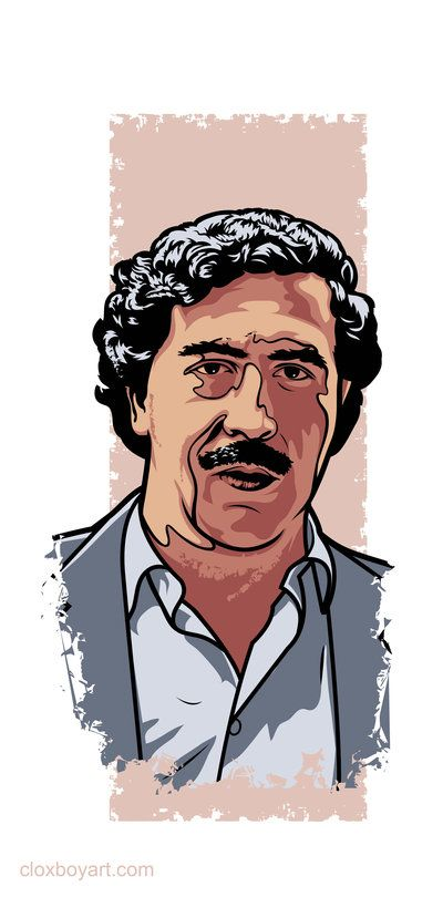 Pablo Escobar Drawing At Getdrawingscom Free For Personal