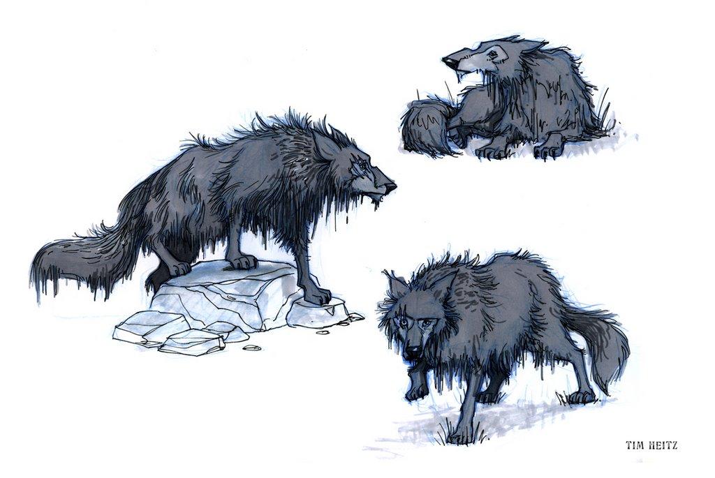 1024x685 Tim Heitz Art Nerd The Pack Of Wolves