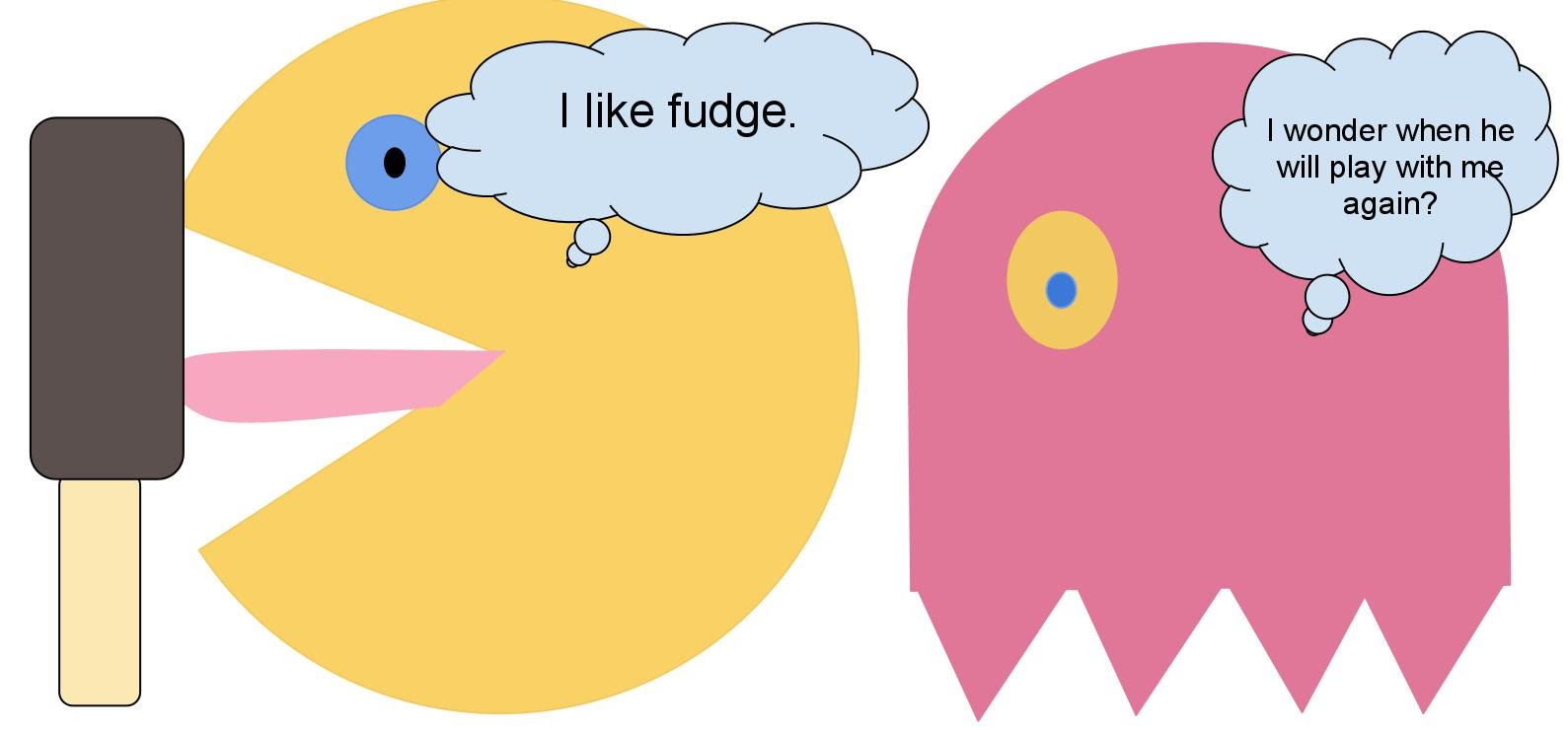 1589x740 Pacman And Pinky (Google Drawing)