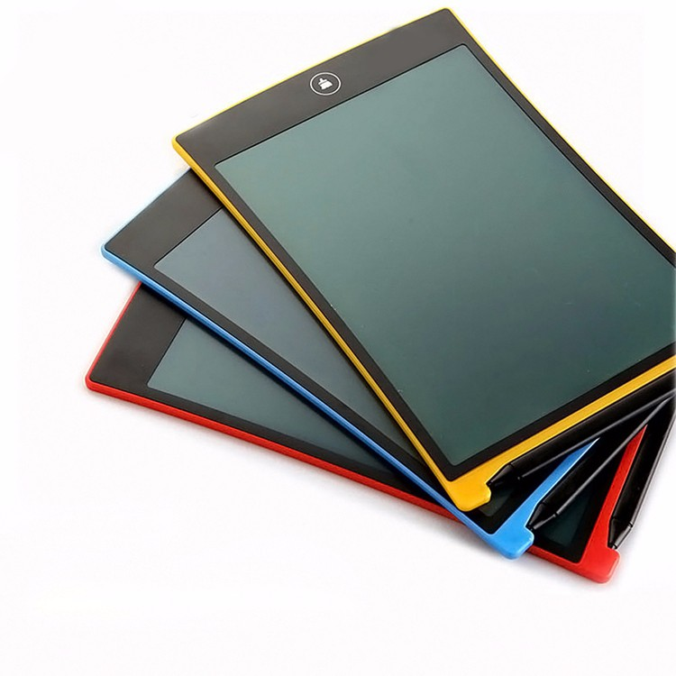 750x750 12 Inch Lcd Writing Tablet Color Drawing Tablet Kids Digital