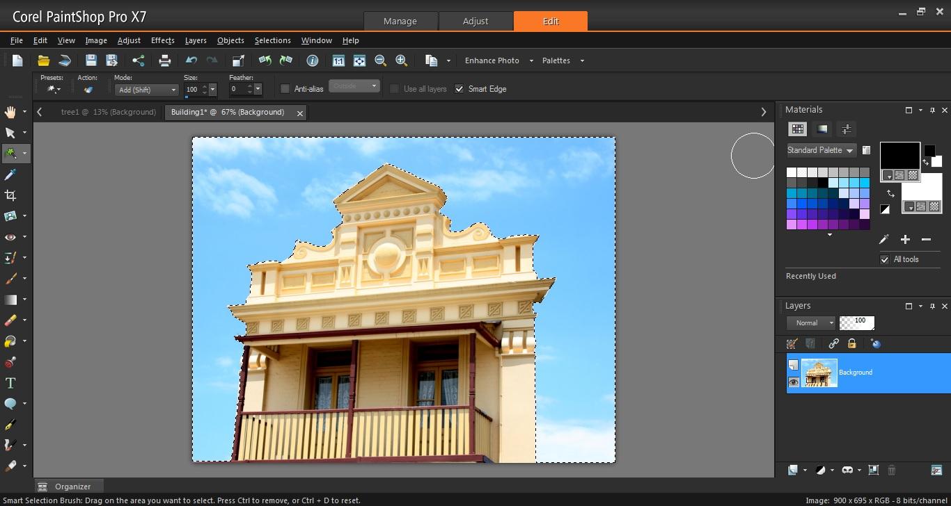 1366x728 Corel Paintshop Pro X7 Adds New Magic Fill Erase Tool, Promises