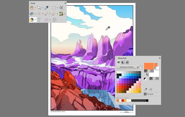 640x406 Paintshop Pro 2018, Tante Nel Fotoritocco Corel