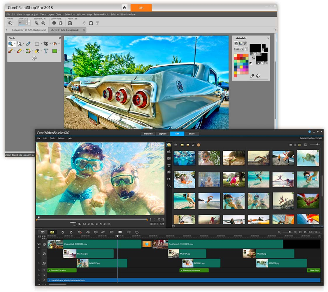 1125x1000 Photo Video Editing Software Corel Photo Video Bundle
