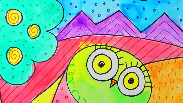 750x422 Art For Kids Amp Beginners Drawing And Watercolor Painting Udemy