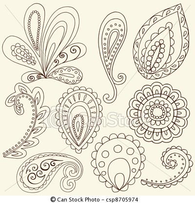 400x415 16 Best Paisley Images On Paisley Pattern, Paisley