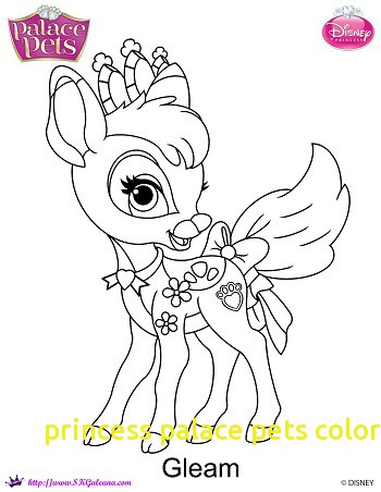 350x452 Princess Palace Pets Coloring Pages With Kids N Fun