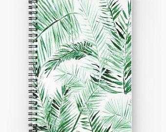 340x270 Palm Leaf Journal Etsy