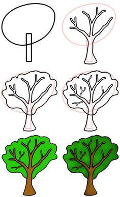 236x388 How To Draw Palm Trees Palm, Cartoon And Nice