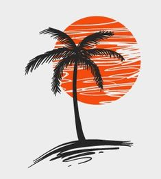235x261 Palm Tree Silhouette Png Clip Art Image Tattoos
