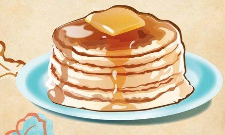 460x276 Flap Jacks, Pancakes, Or Batterbread National Endowment