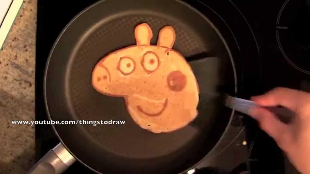 1280x720 Peppa Pig Pancake