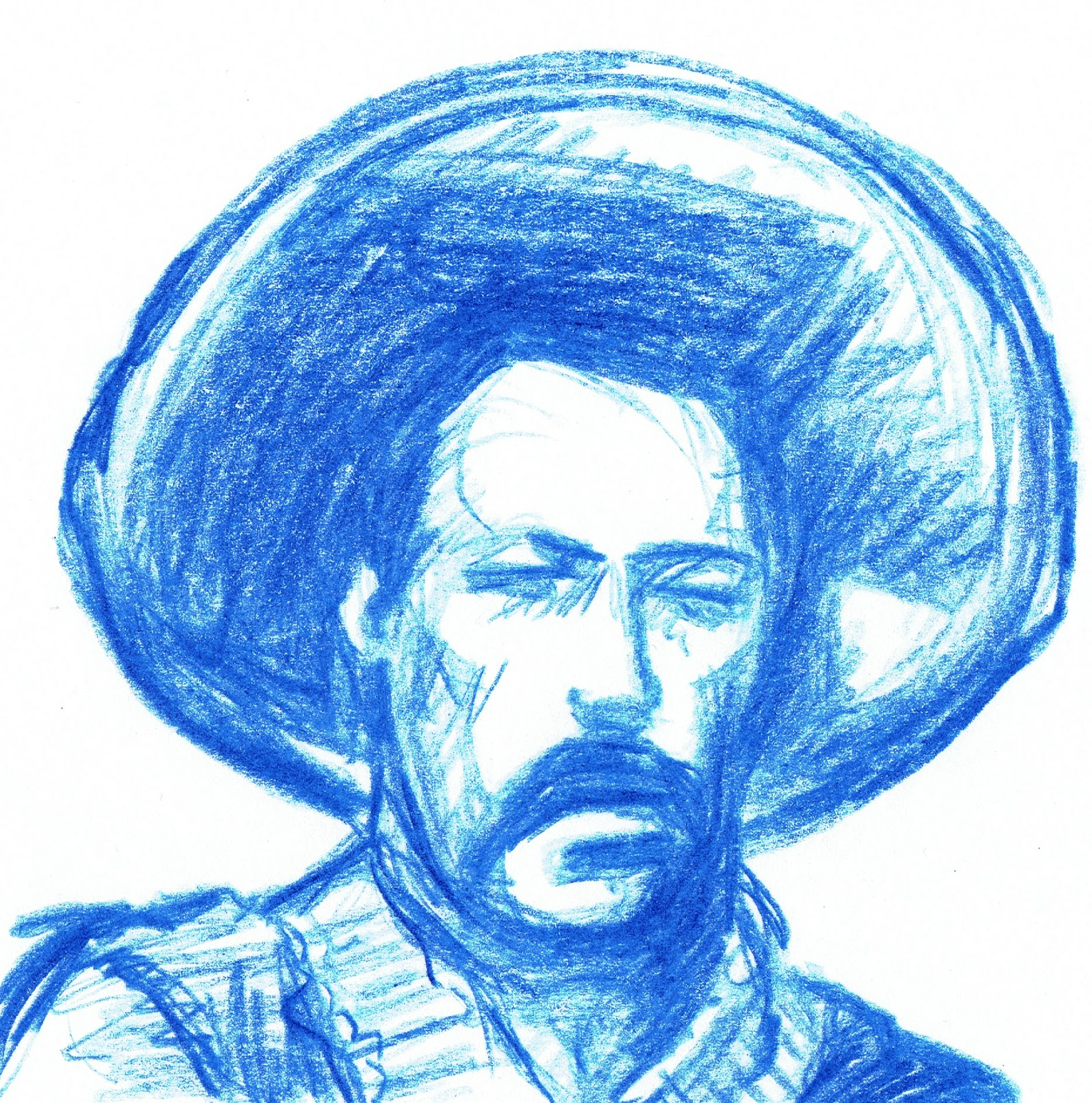 1584x1600 The Ministry Of Silly Accents Day 5 Pancho Villa